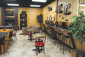 Marshfield High School Treasure Island Coffee Cafe